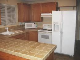 Tile Kitchen Countertops Kitchen Countertops With Ceramic Tile Style Outdoor Furniture