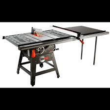 Sawstop Industrial Cabinet Saw Sliding Table Saw Attachment Sawstop Home Table Decoration