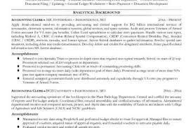 Accounting Clerk Resume Examples by Clerical Resume Sample Clerk Sample Resume Free Resumes