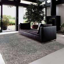 shaggy rug in stone large costco uk