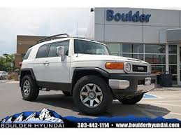 2014 Toyota Fj Cruiser Interior Used Toyota Fj Cruiser For Sale With Photos Carfax