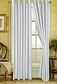 Silk Velvet Curtains Amazon Com Ikea Sanela Velvet Curtains With Grommets 1 Pair Of