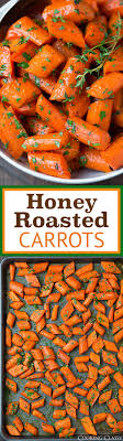 honey roasted carrots the easy thanksgiving side dish
