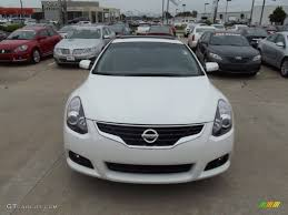 nissan altima white 2012 2012 winter frost white nissan altima 3 5 sr coupe 71852956 photo