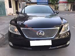 xe oto lexus ls600hl lexus ls 460l 2007 ban oto lexus ls 460l gia 1 tỷ 170 triệu