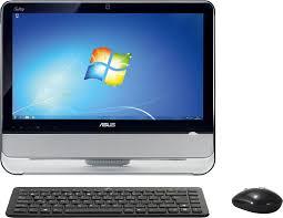 ordinateur de bureau tout en un asus matériel informatique pouget computer pc one informatique
