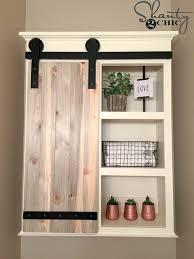 bathroom storage cabinet ideas diy bathroom storage ideas diy sliding barn door bathroom
