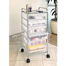 brilliant rolling storage cabinet with seville classics uhd16234b