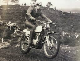 when was the first motocross race our heritage metisse
