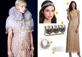 Daisy Buchanan Halloween Costume Gatsby Fashion 1920s Inspired Daisy Jay Nick