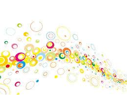 imagenes abstractas con circulos colores flotando círculos abstractos de fondo descargar vector
