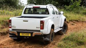 mclaren truck isuzu d max arctic trucks at35 2016 review by car magazine