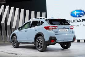 subaru colors 2018 subaru xv is here with familiar looks new platform