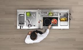 modern kitchen technology professional cooking system designed for modern kitchens
