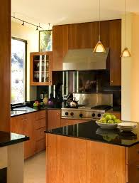 Cabinet Hoods Wood San Francisco Kitchen Cherry Cabinets Transitional With Range Hood