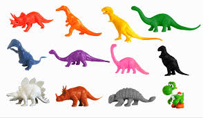 dinosaur colors featuring yoshi from super mario the kids