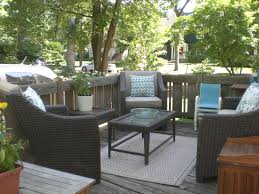 Outside Patio Chairs Exterior Interesting Smith And Hawken Patio Furniture For