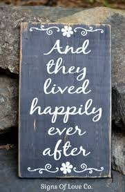 wedding quotes signs rustic custom wood wedding sign table decor gift and they lived