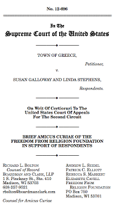 freedom from religion foundation files amicus brief for supreme
