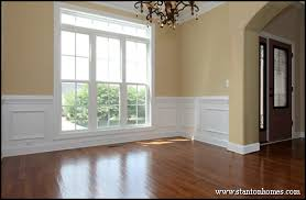 Dining Rooms With Wainscoting New Home Building And Design Blog Home Building Tips