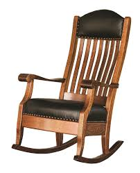 Rocking Chair With Ottoman For Sale Upholstered Aunties Rocker