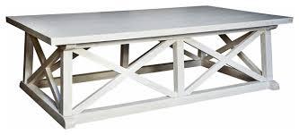 Coastal Style Coffee Tables Appealing Coastal Style Coffee Tables With Luc Coastal White