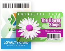 pre printed card service