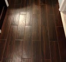 fashionable design tile that looks like wood flooring beautiful