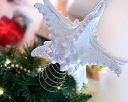 starfish tree topper etsy