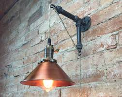 Edison Wall Sconce Industrial Wall Sconce Pendant Edison Hanging Lamp