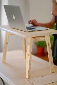 Japanese Desk Butterply Digitally Fabricated Multipurpose Desk Is Assembled