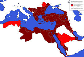 Map Of Ottoman Empire Map Thread Xv Page 490 Alternate History Discussion