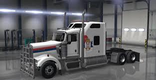 2016 kenworth w900 kenworth w900 serbia skin mod american truck simulator mod ats mod