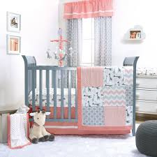 Crib Bedding Sets Uptown Crib Bedding Set