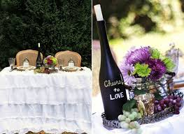 wine themed bridal shower ideas for a wine themed wedding celebrations at home