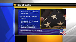 How To Dispose Of Us Flag Flag Etiquette And The Proper Way To Not Only Display But Dispose