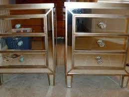 affordable mirrored nightstand u2013 interior design