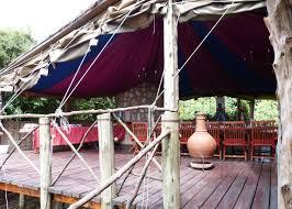 bogani cottages u0026 tented camp audley travel
