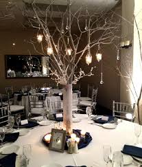 Tree Branch Centerpiece by Twig Centerpieces For Weddings