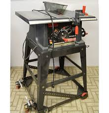 10 Craftsman Table Saw Craftsman Table Saw With Stand Ebth