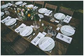 table rentals dc real wedding malia and gareth s backyard fete something vintage
