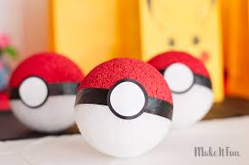 make it easy diy pokémon poké balls