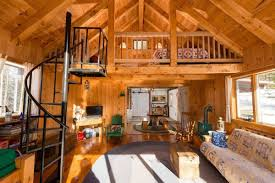 tiny house rentals in new england 10 cozy cabins for rent in vermont winter getaways new england