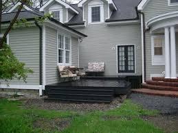 deck and patio paint exterior paint colors deck photo concrete