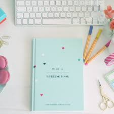 Wedding Planning Book Giveaway The Perfect Little Wedding Planner Book P A P E R