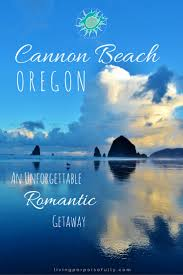 Cannon Beach Oregon Map by Travel U2013 Living Porpoisefully