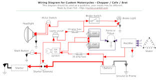wiring diagrams for motorcycles u2013 readingrat net