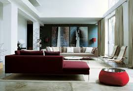 living room red maroon sectional sofa parquet flooring gallery