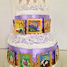 baby shower book theme buy golden book theme cake 2 tier baby shower