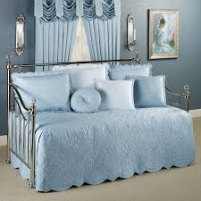 Toddler Daybed Bedding Sets Evermore Blue Daybed Bedding Set Daybed Bedding Daybed And Bed Sets